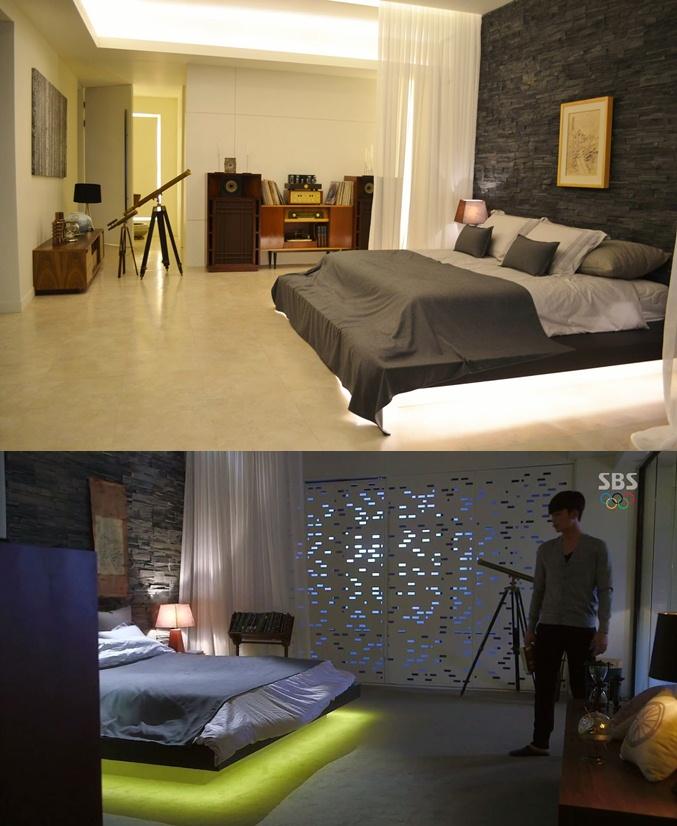 10 penataan kamar ala drama korea ini bisa jadi for Dekor kamar hotel