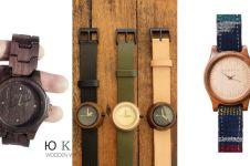 10 Jam tangan kayu ini ternyata asli buatan Indonesia, keren abis