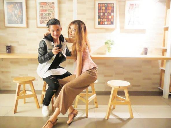 Kim Kurniawan dan kekasih 1-15 © 2016 brilio.net