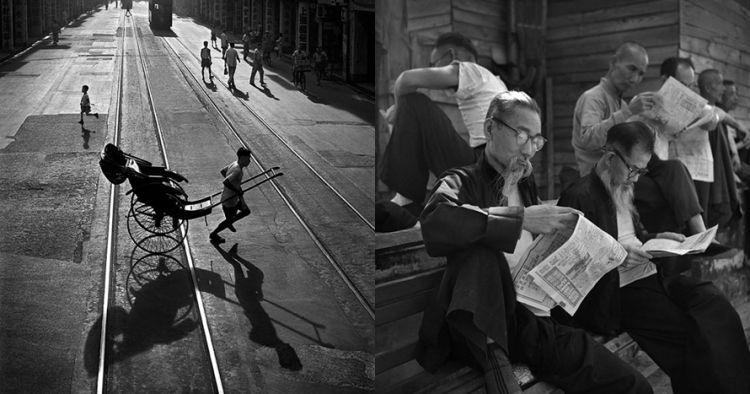 15 Foto langka Hong Kong tahun 50-an ini dipotret seorang remaja lho