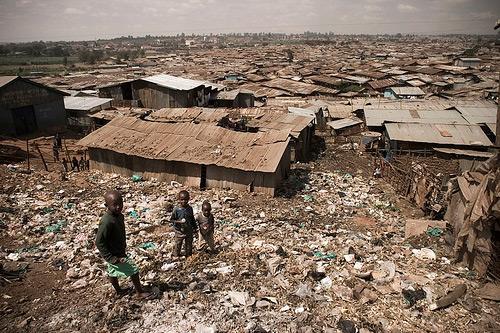 disebut sebagai tempat terkumuh begini foto kondisi kota nairobi © 2016 berbagai sumber
