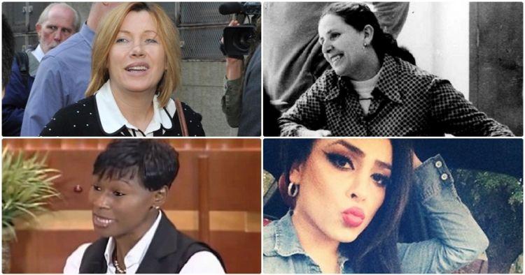 10 Gangster wanita paling berbahaya di seluruh dunia, sangar abis