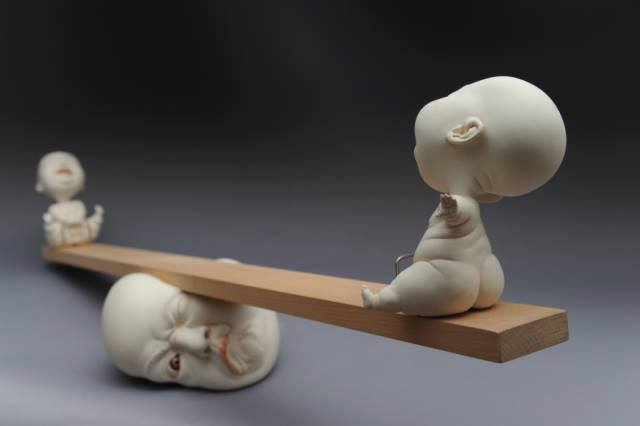 Karya keren dari keramik 1-15 © 2016 brilio.net