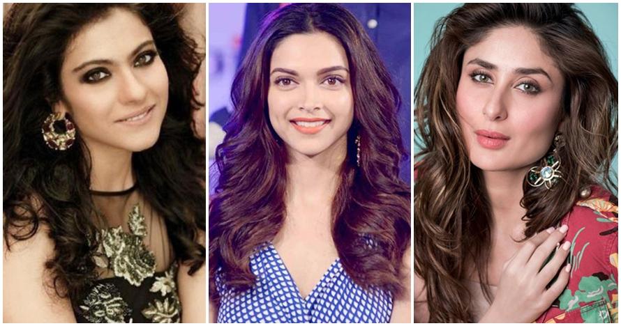 18 Foto aktris Bollywood dengan vs tanpa makeup, lebih cantik mana?