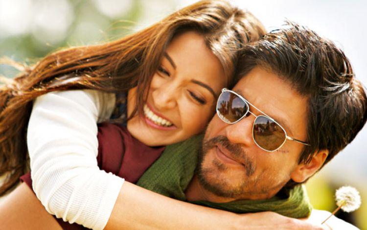12 Aktris ini pernah jadi lawan main Shah Rukh Khan, serasi yang ...