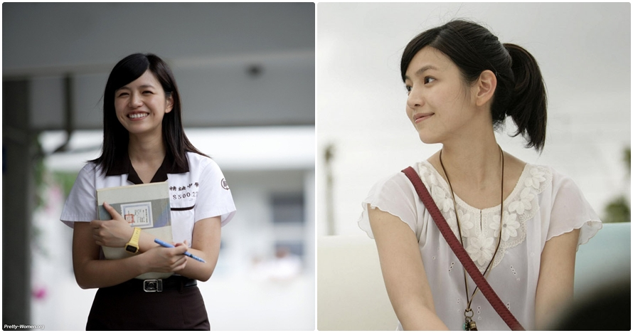 Ini kabar Michelle Chen 'You Are The Apple of My Eye', manis menggoda