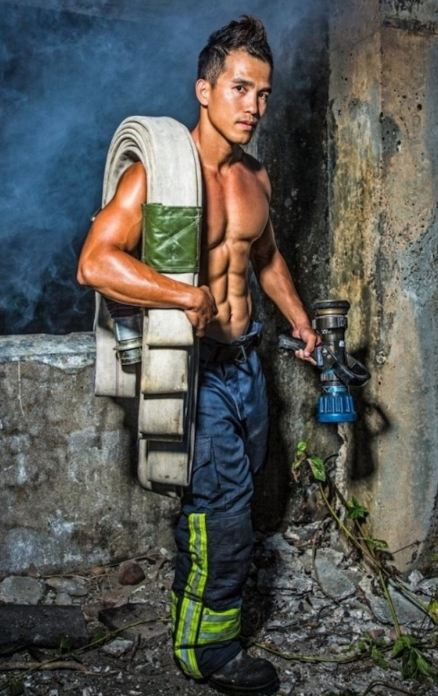 Pemadam Kebakaran Taipe © 2016 brilio.net