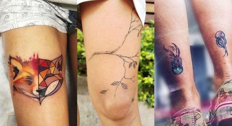 15 Tato Di Kaki Ini Keren Banget Sederhana Tapi Penuh Makna