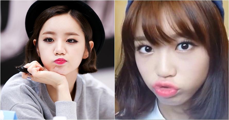 Skill makeup gadis 18 tahun tirukan wajah seleb K-Pop ini ...