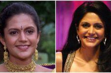 15 Foto Mandira Bedi, gadis yang naksir SRK di film Dilwale Dulhania