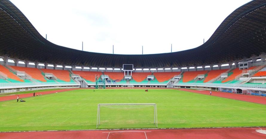 6 Potret Stadion Pakansari, kandang Timnas Indonesia melawan Vietnam