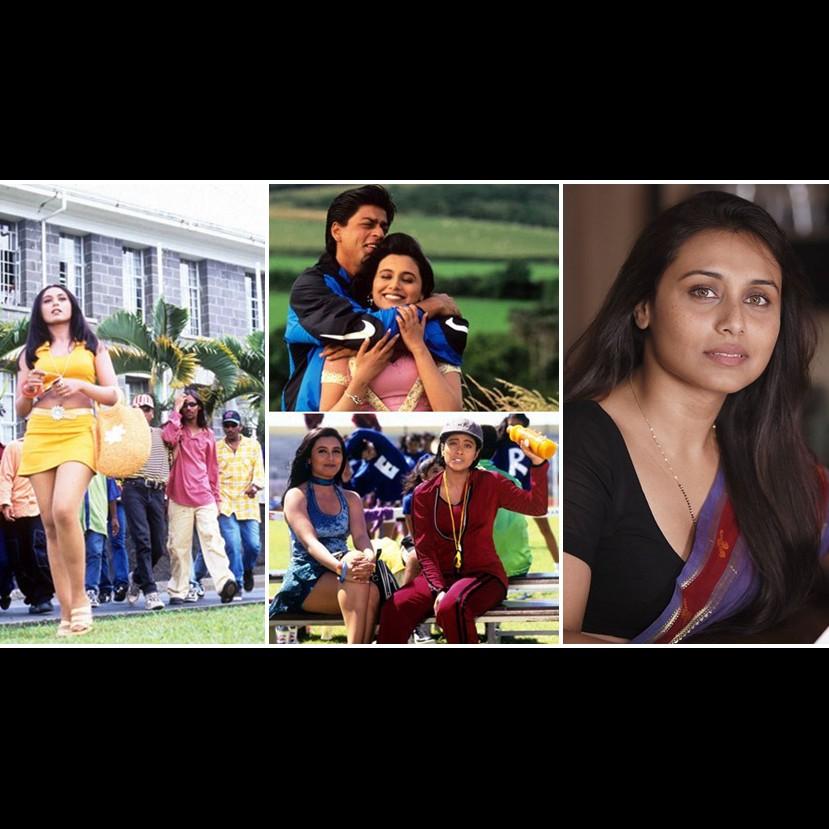 16 Penampilan Rani Mukerji Si Tina Kuch Kuch Hota Hai Cantiknya