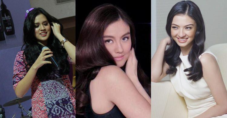 8 Artis cantik berambut indah ini jadi brand ambassador sampo
