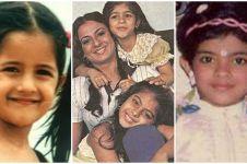 Foto-foto langka masa kecil 21 seleb top Bollywood, 'unyu' banget