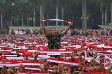 10 Potret gerakan 'Nusantara Bersatu' ini meneduhkan banget