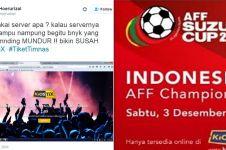Netizen kecewa, tiket Indonesia vs Vietnam mahal dan susah dibeli