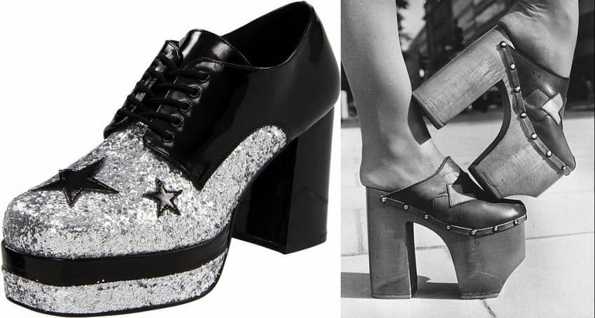 9 Sepatu unik ini pernah digunakan wanita di dunia © 2016 brilio.net