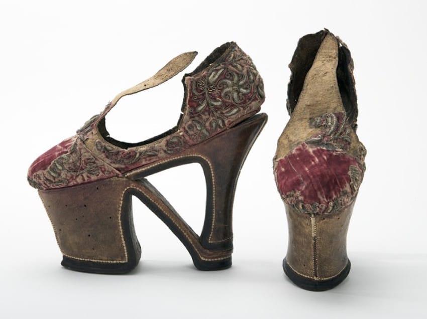 9 Sepatu unik dan fashionable ini pernah digunakan wanita di dunia