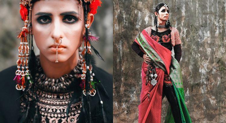 Kami Sid, model transgender pertama Pakistan, negara mayoritas muslim