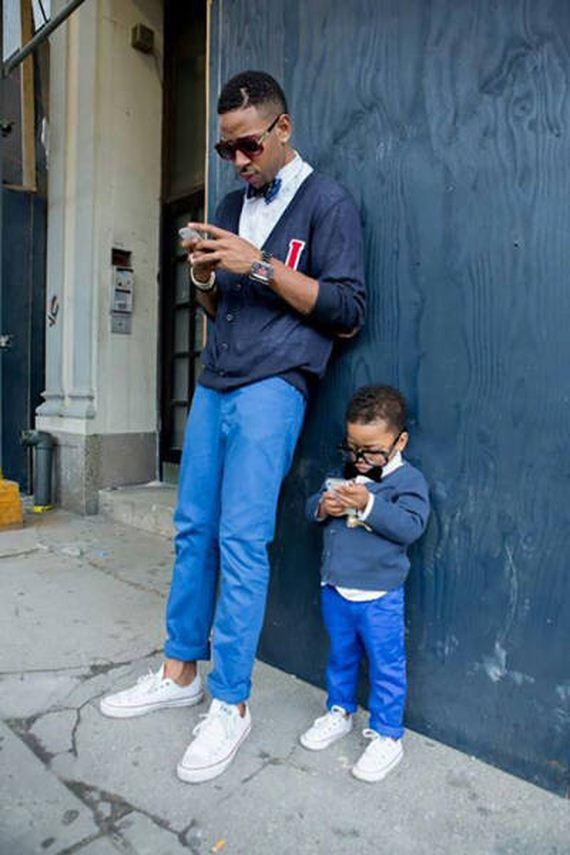 ayah anak kembar © 2016 brilio.net