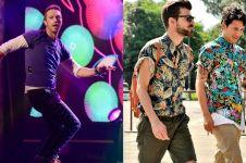 Nonton konser Coldplay? Ini 6 style yang wajib kamu coba