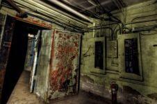 13 Foto kondisi mencekam bangunan bekas penjara, seram bikin merinding