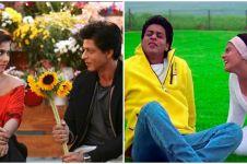 15 Momen romantis Shah Rukh Khan & Kajol di film, jangan baper ya