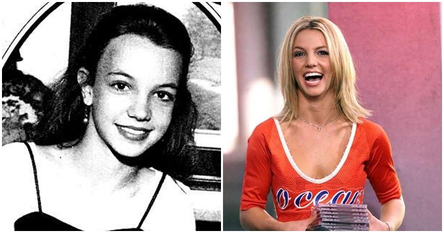 15 Foto langka transformasi Britney Spears, kecilnya kayak gimana ya?