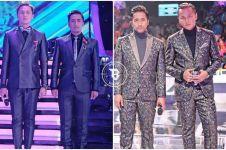 Sama-sama host kondang, ini 9 beda gaya Irfan Hakim & Andhika Pratama