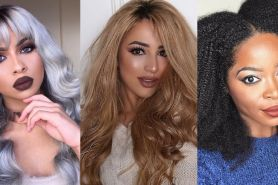 Tak disangka, 12 foto ini tunjukkan kerennya wig seperti rambut asli