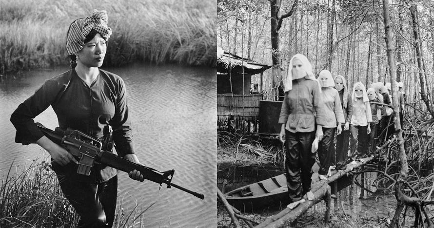 12 Foto langka Perang Vietnam yang jarang diketahui, epik banget