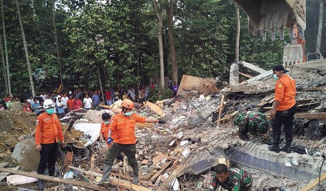 Korban bertambah, Aceh ditetapkan darurat bencana selama 14 hari