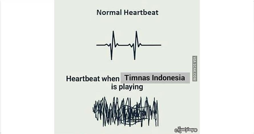 6 Meme laga Indonesia vs Vietnam ini bakal mengocok perutmu