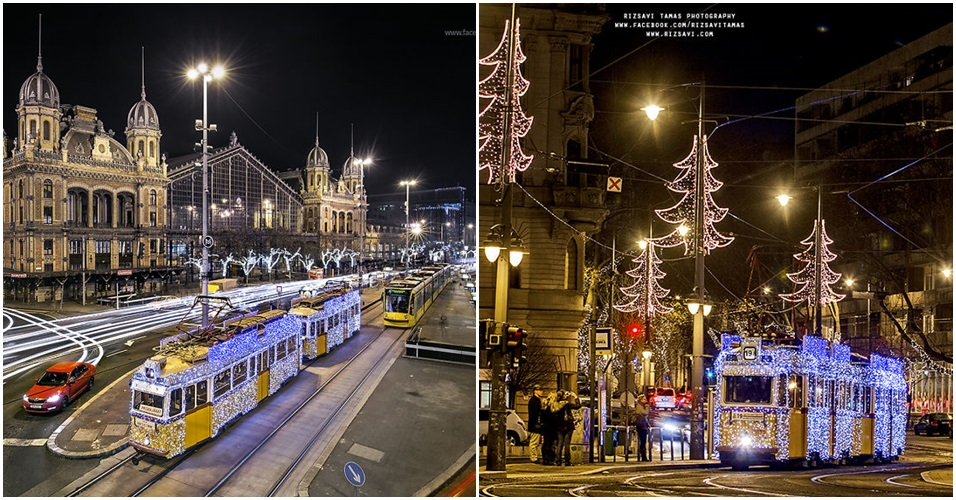 10 Foto indahnya Budapest menyambut Natal ini bikin takjub