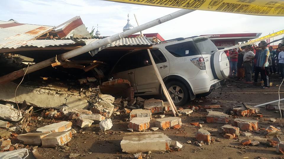 BNPB pakai life detector untuk cari korban gempa di Aceh
