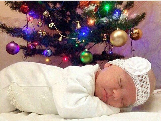 bayi natal © 2016 instagram