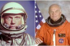 Astronot pertama Amerika Serikat meninggal dunia