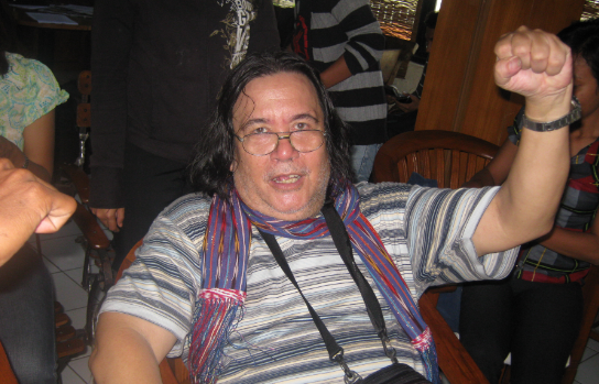 George Junus Aditjondro berpulang, selamat jalan aktivis militan