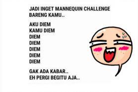 10 Meme Mannequin Challenge ini bikin ngakak sampai bibirmu dower