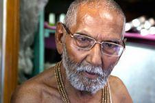 Pria ini ngaku tak pernah sakit hingga umur 120 tahun, apa rahasianya?
