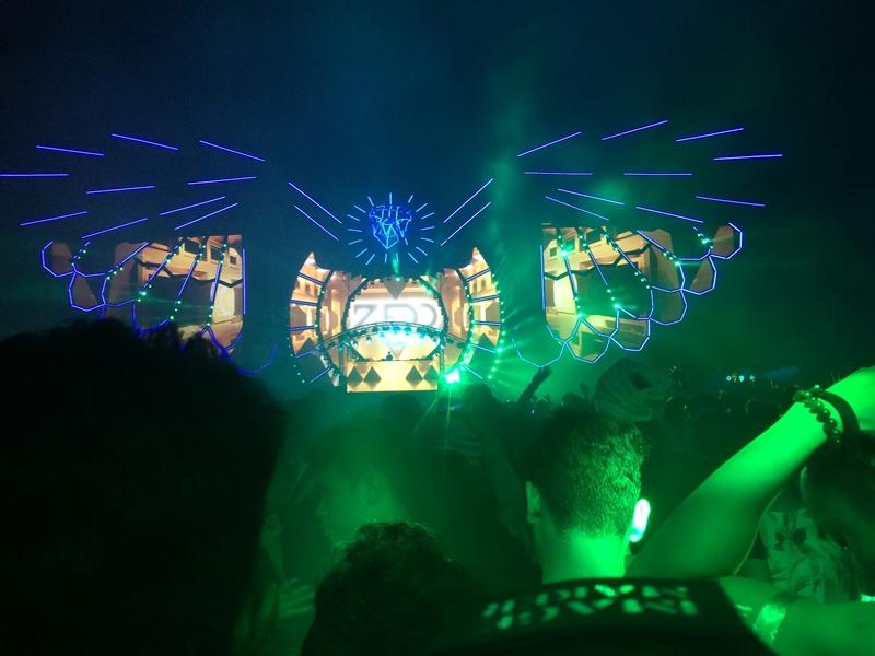 Zedd hipnotis penonton DWP 2016, party sampai pagi
