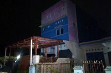 Polisi gerebek rumah kos di Bekasi, ditemukan bom seberat 3 kg, duh!