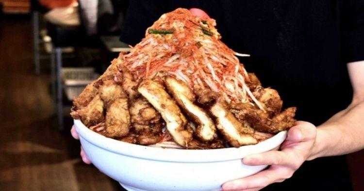 Kamu dapat Rp 6 juta kalau bisa habiskan makanan ini dalam 20 menit