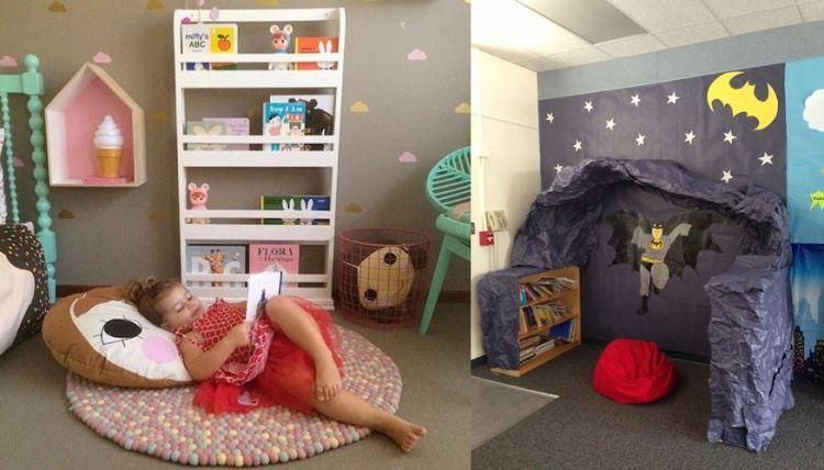 15 Inspirasi Ruang Baca Menarik Biar Anak Jadi Semangat Baca