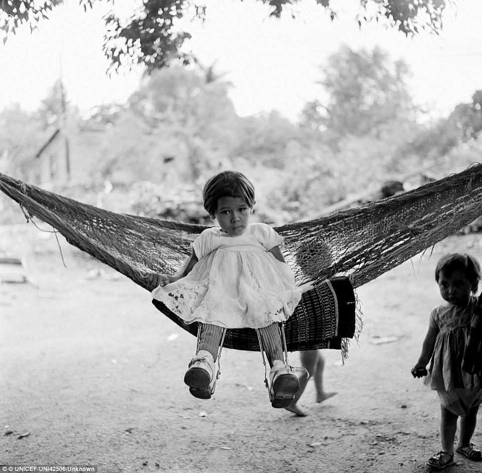 12 Foto peringatan 70 tahun UNICEF ini bisa menyentuh hati nuranimu