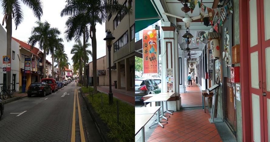 Menyusuri Kampong Glam Singapura yang sarat budaya Bugis