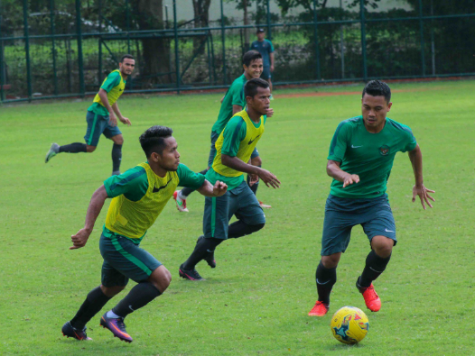 5 Potret persiapan Timnas Garuda jelang Final Piala AFF, gereget abis