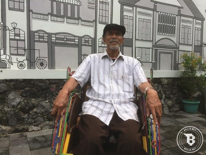 Subarjo HS, sang legenda keroncong dari Kotagede yang tetap eksis