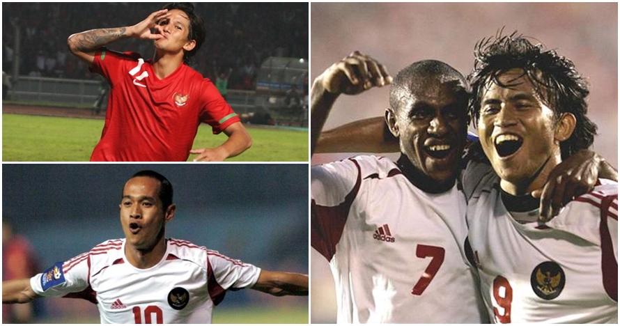 Bintang Indonesia di 4 final Piala AFF sebelumnya, siapa saja ya?