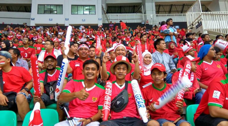 Ini rezeki nomplok buat suporter tak kebagian tiket Final Piala AFF